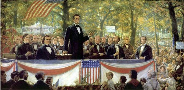 Lincoln-Douglas debates no model
