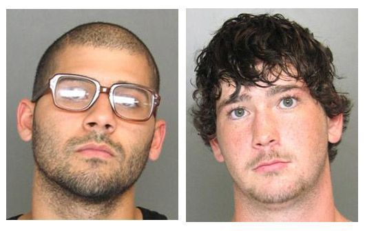 Two brothers charged in armed robbery of a Walterboro Rite Aid