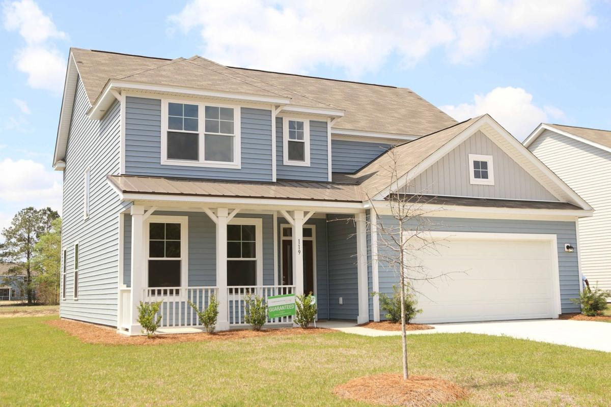 Cornering the Market: Moderate prices, ample land, small-town ambiance draw scores of home buyers to Berkeley County seat