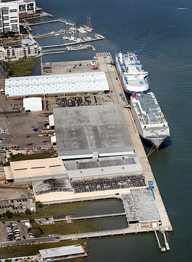 Contract OK'd for planning for new cruise terminal