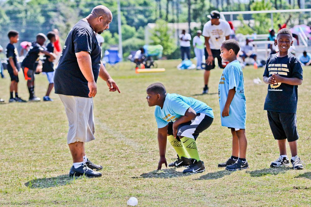SC AAU Football skills combine scheduled at Stall