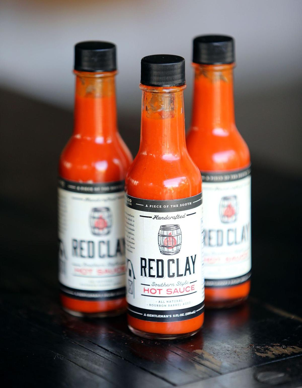 Red Clay Hot Sauce goes green