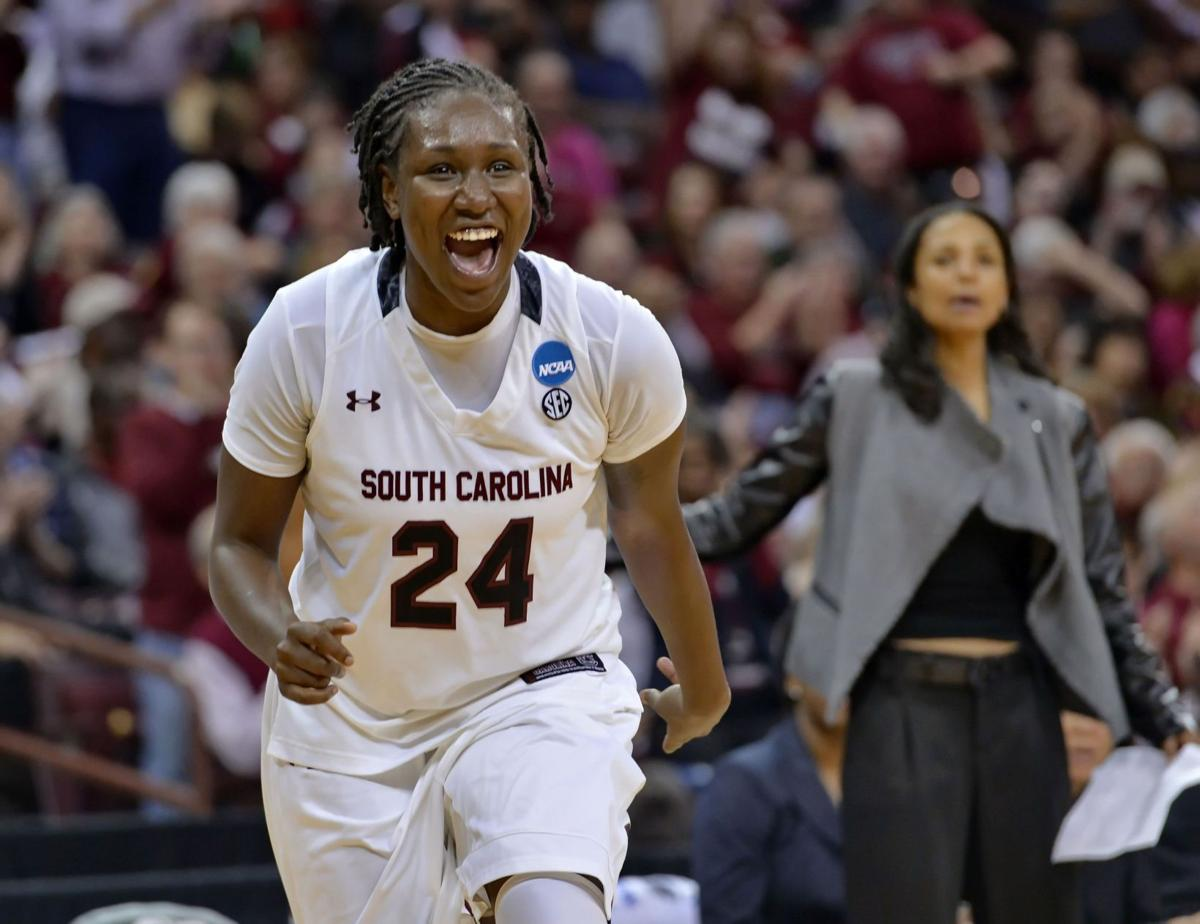 Welch's strengths at USC have Goose Creek product primed for move to WNBA