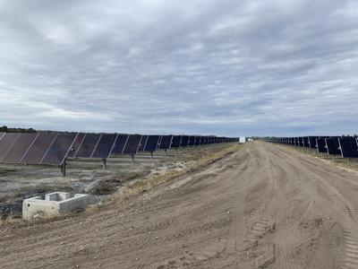 Dominion Energy Seabrook Solar faciltity Beaufort County