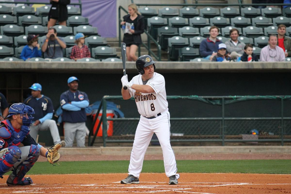 RiverDogs held to just 1 hit in exhibition opener