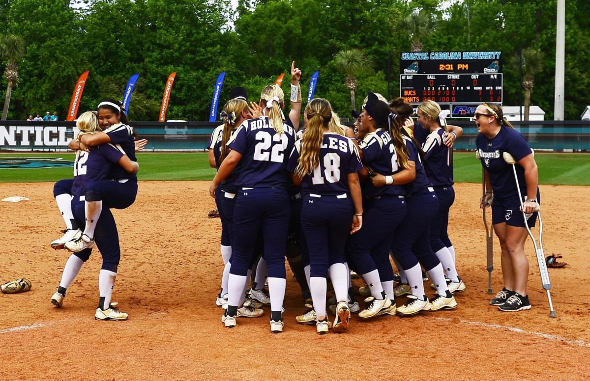 No. 7 seed CSU wins Big South title