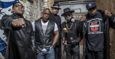 Sugarhill Gang and the Furious Five