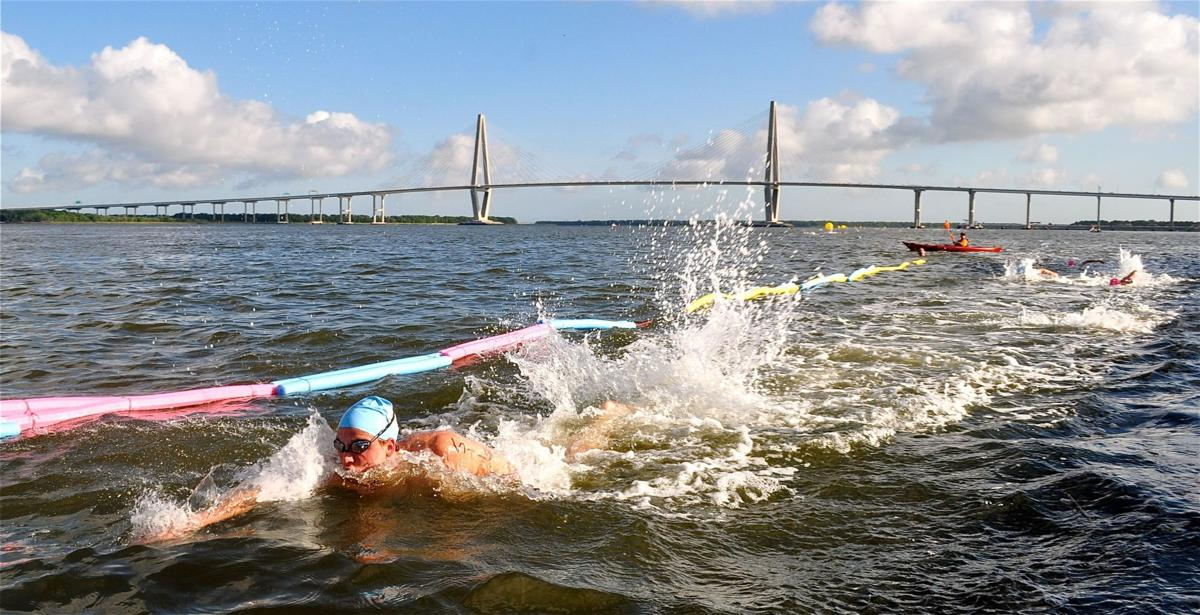 Lowcountry Splash sets finisher record