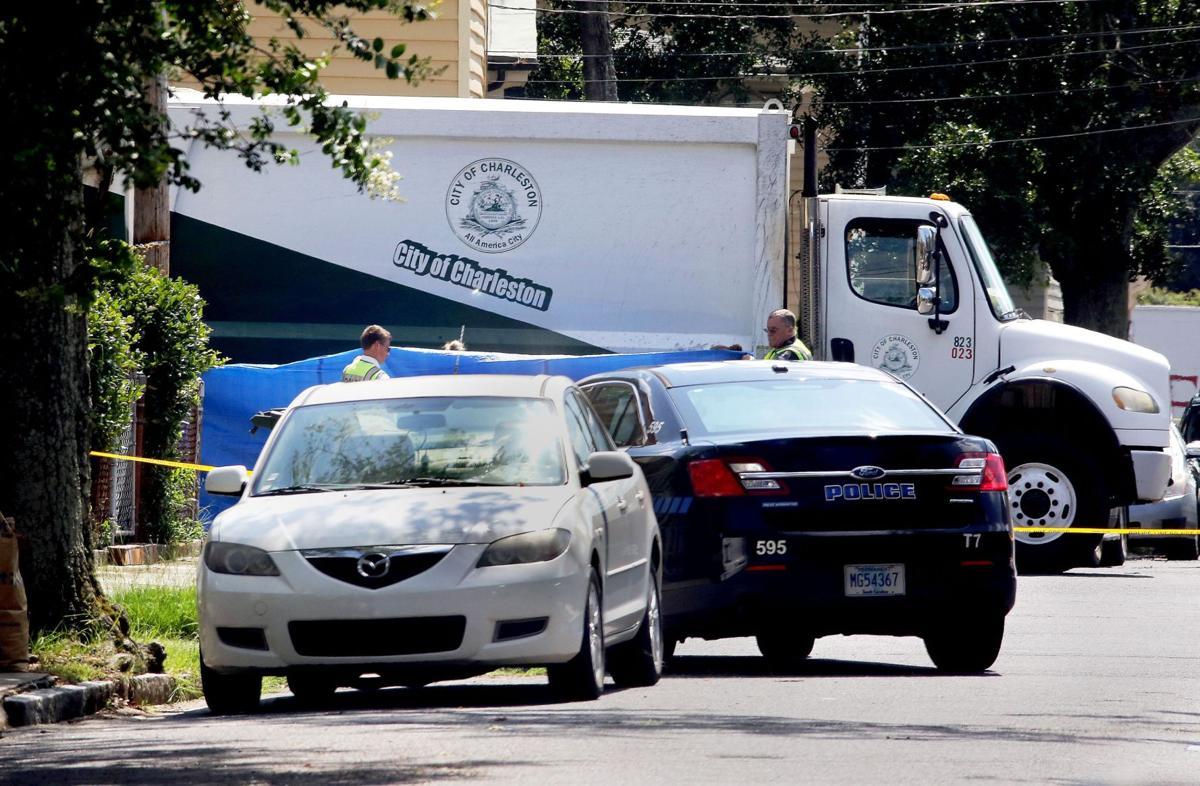 Sanitation worker killed after garbage truck backs into him