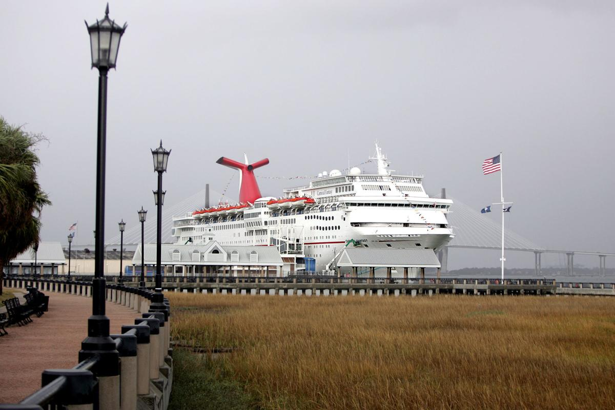 Lawmakers seek funds to hook cruise ships to shoreside power