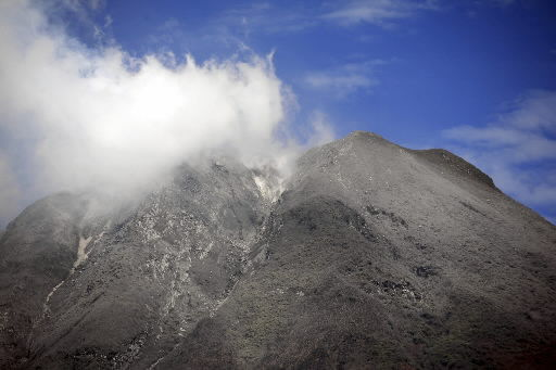 Indonesian volcano erupts again; strongest yet