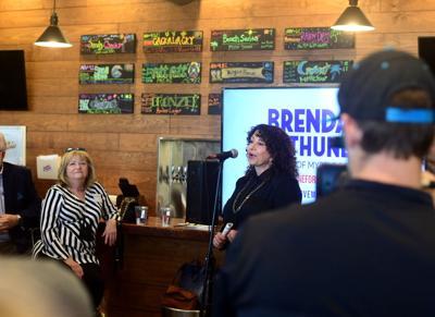Mayor Brenda Bethune