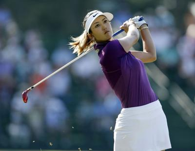 Wie has a three-shot lead at Women's Open (copy)
