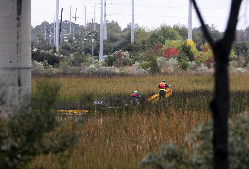 Cleanup continues at Filbin Creek