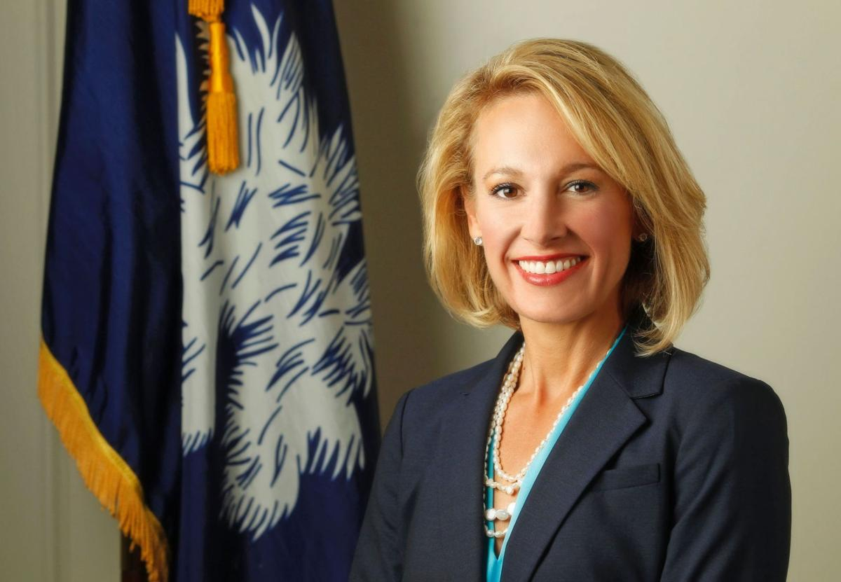 Templeton steps down as director of DHEC