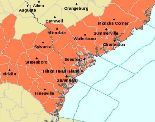 Temps in the upper 90s prompts another heat advisory for Charleston