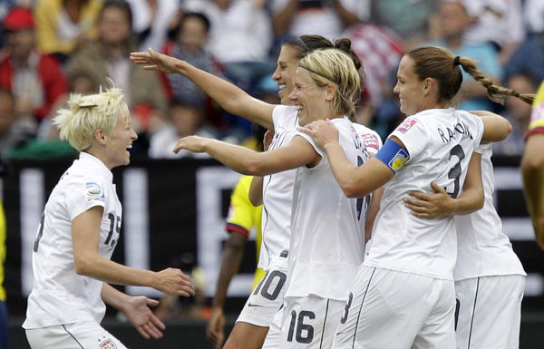 No gimmes for U.S. women: 'We go for a win'