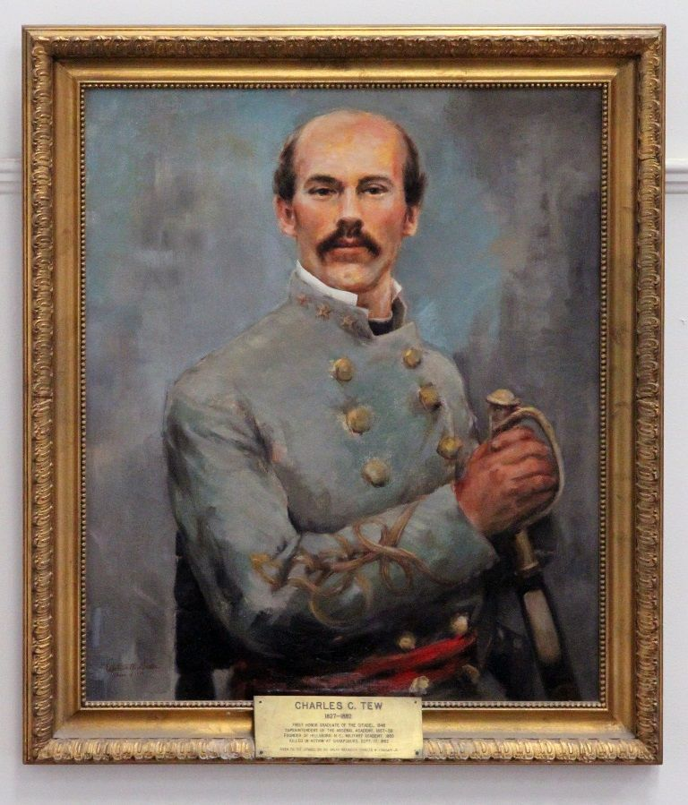 Paying tribute to a notable Charleston soldier