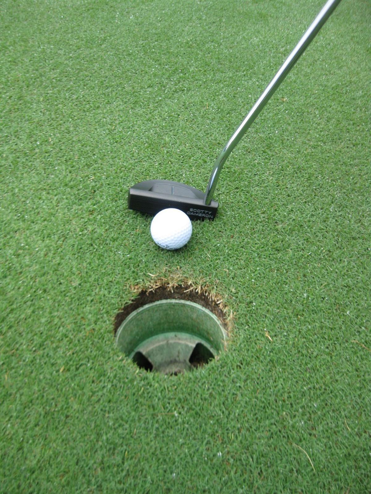 Second round of Senior Azalea golf canceled