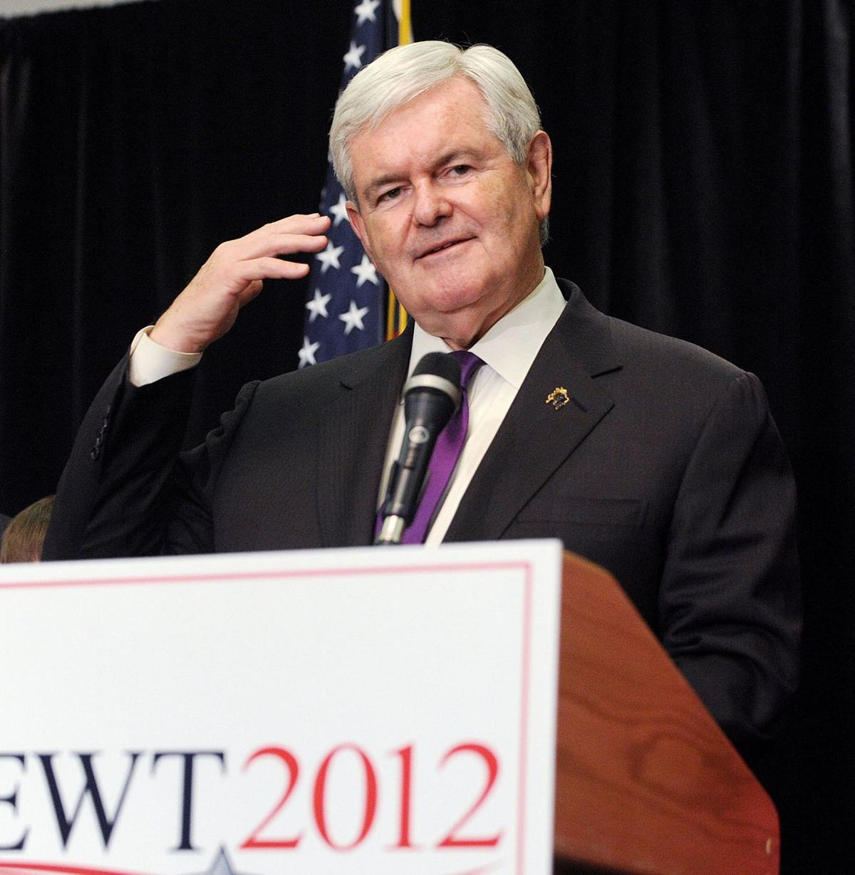 Gingrich officially out of race