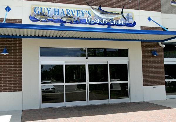 Guy Harvey's grill closes