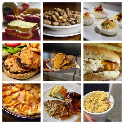 Iconic South Carolina foods