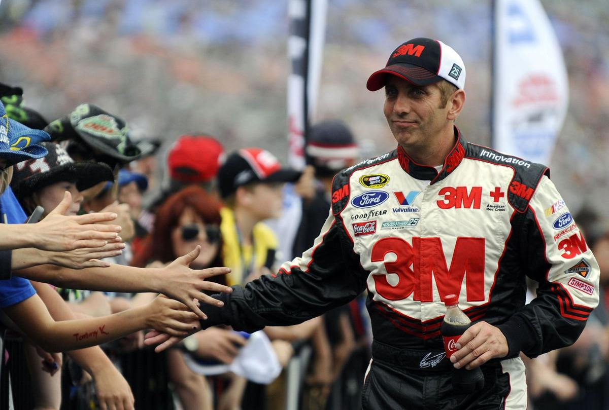 Biffle re-energized this Cup season