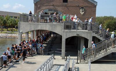 Fort Sumter tours resume