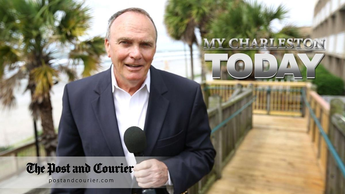 My Charleston Today - Andrea slides by the Lowcountry