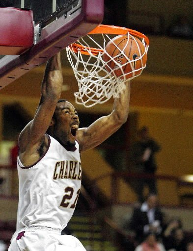 College of Charleston's Simmons out indefinitely with blood clot