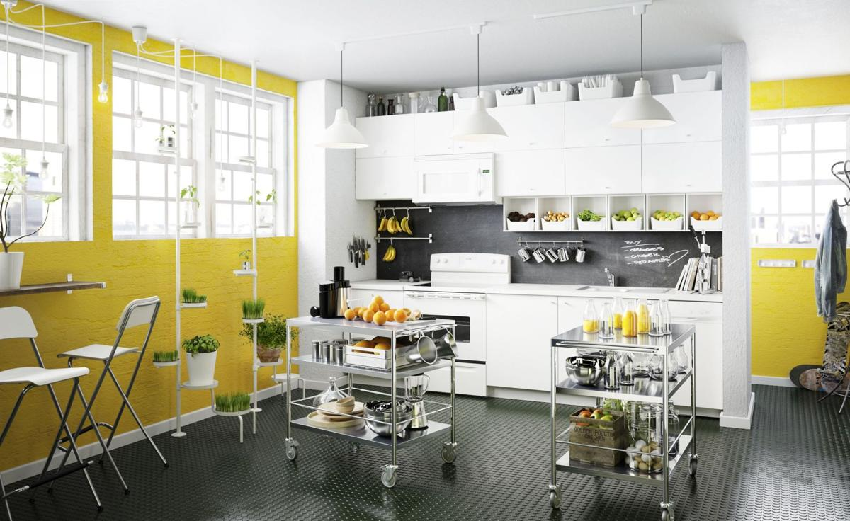 Tricks, tips to organize kitchens