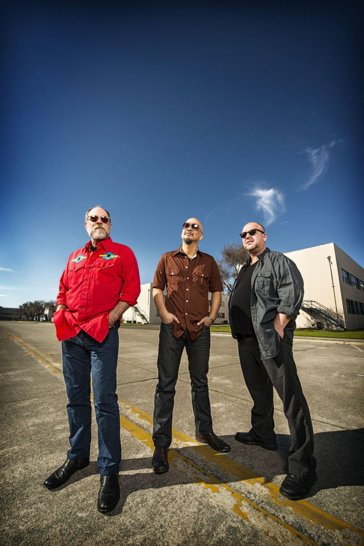The Pixies showcase timeless music, guitar tricks at North Charleston concert Monday