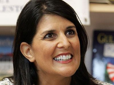 Haley to repay state for security Fundraising trips not official business