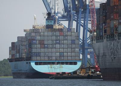 Empty-box decline impacts port