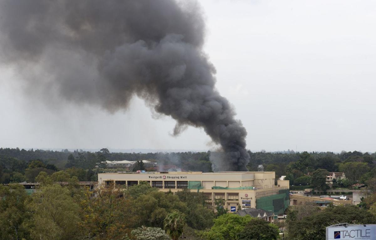 Four explosions rock Kenya mall during hostage crisis