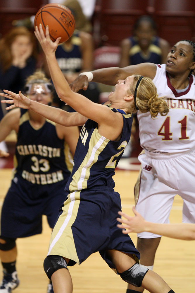 Charleston vs CSU women