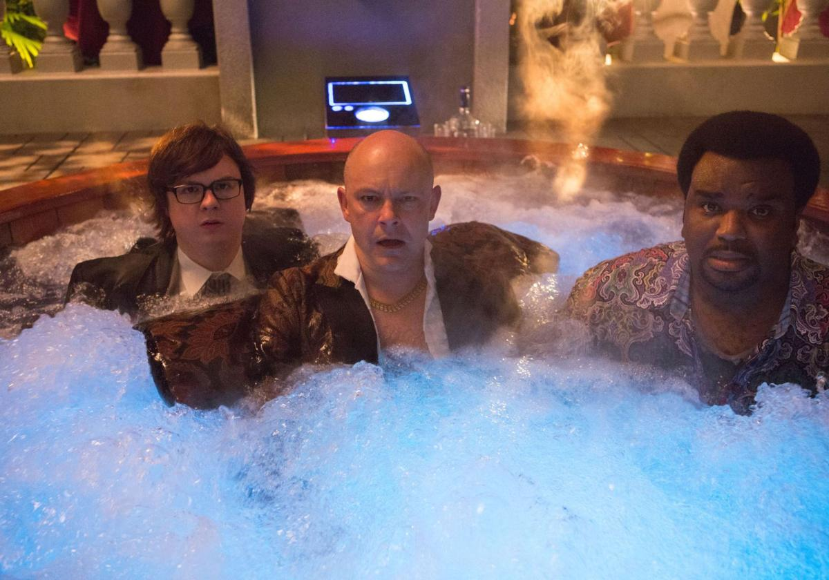 'Hot Tub Time Machine 2' Movie gives a bad name to recast sequels