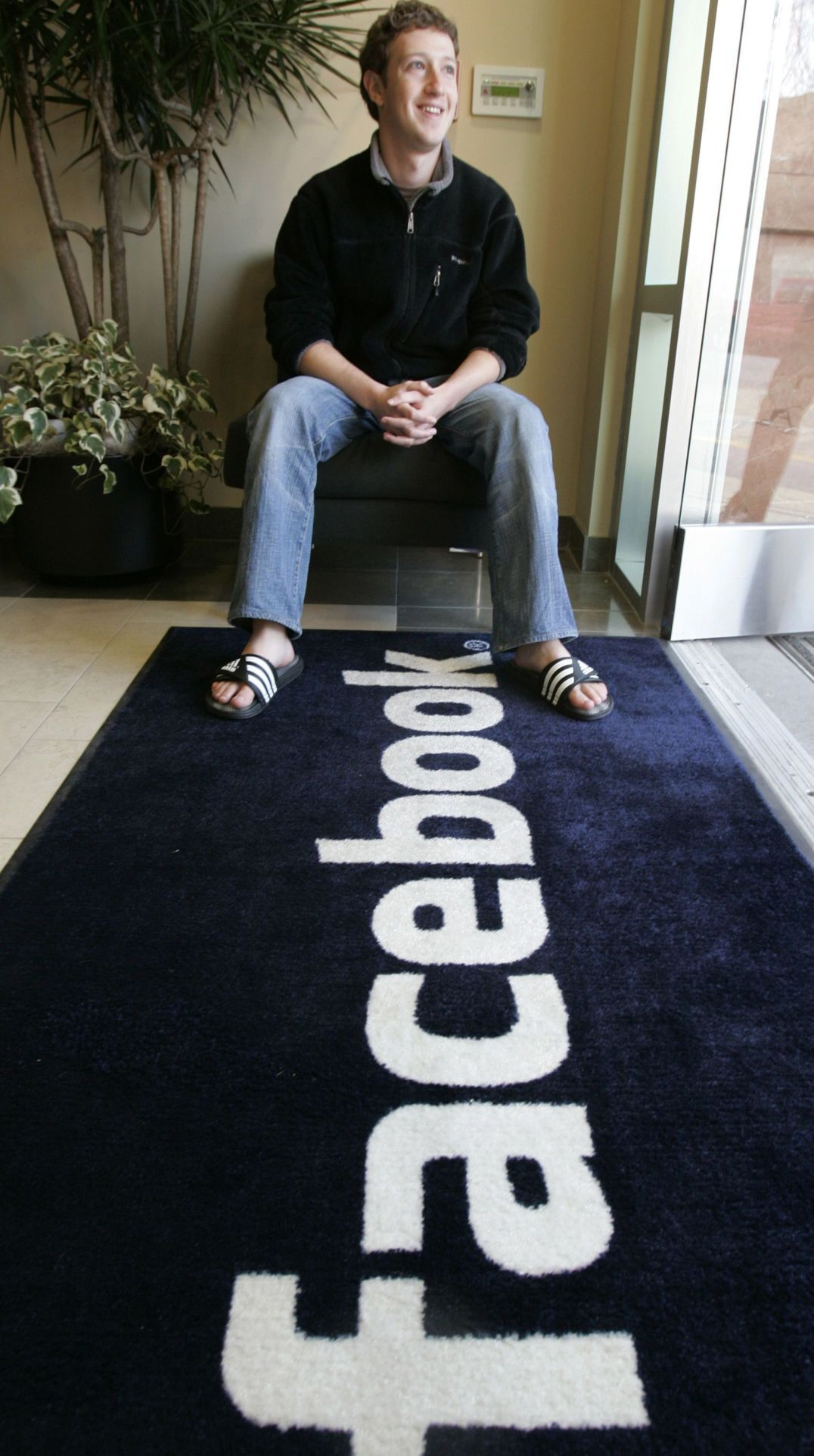 Like to get shares of Facebook?