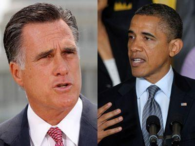Little personal history between Obama, Romney