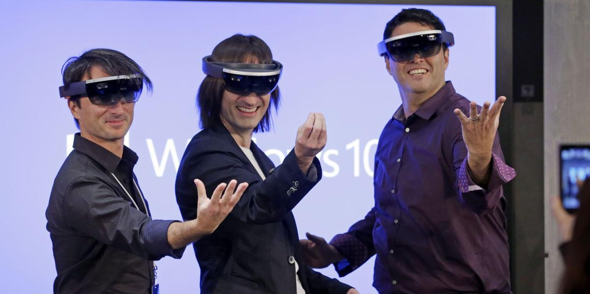 Microsoft explores new dimensions of technology