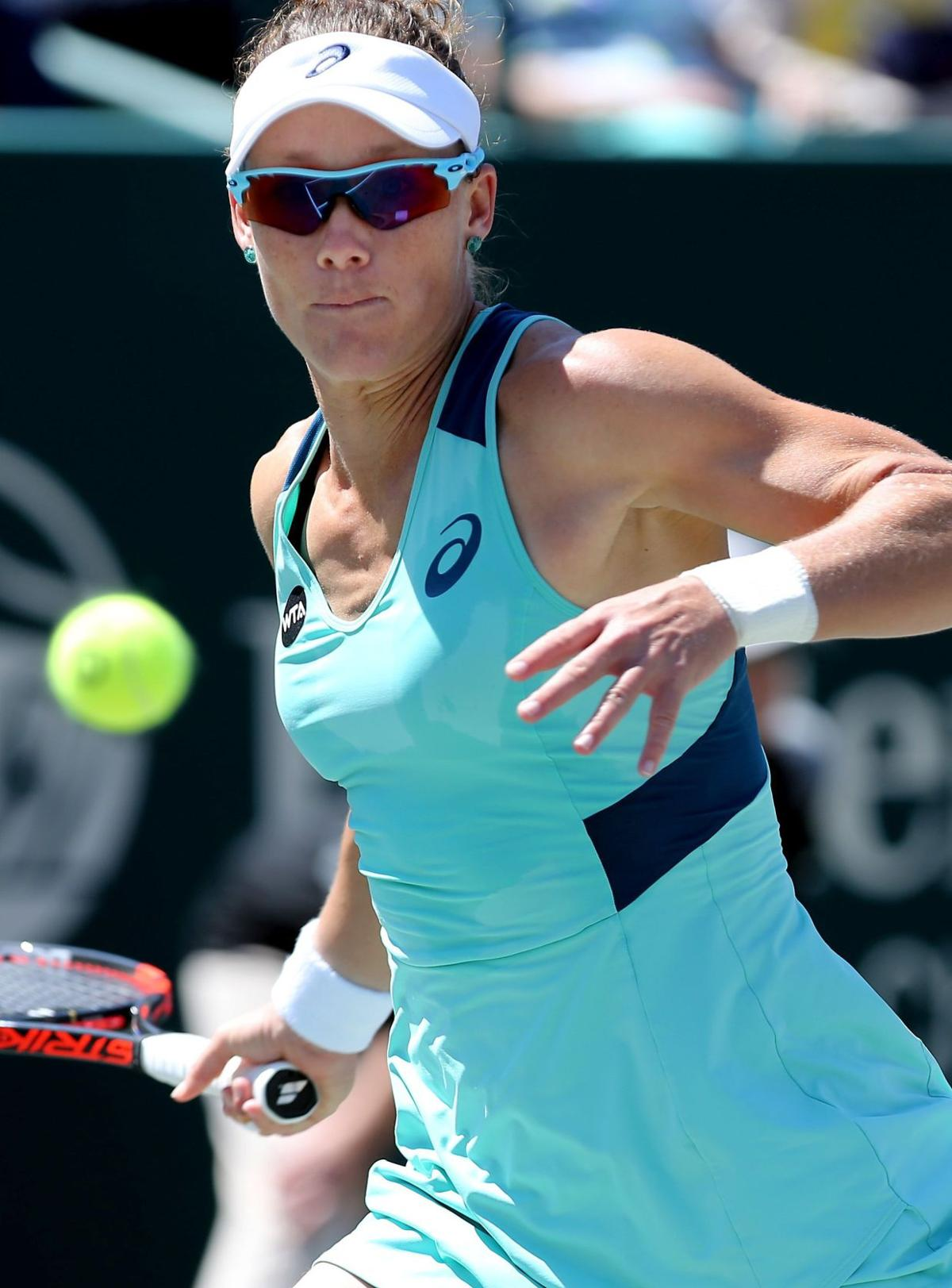Volvo Car Open notes: Around the world with Samantha Stosur
