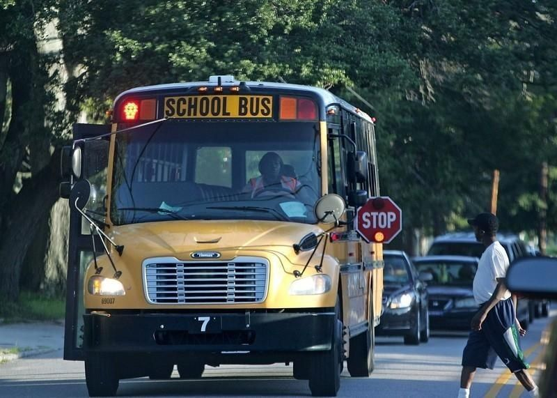 Charleston County school bus contract could include new buses