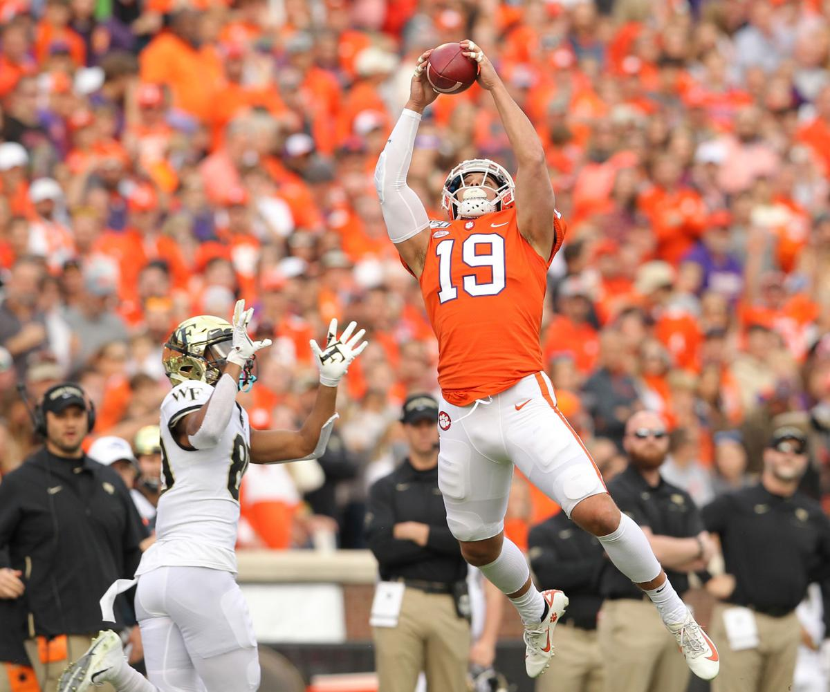 Sapakoff: Ideal Clemson Senior Day for safety Tanner Muse ...