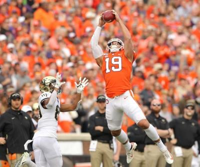 Sapakoff Ideal Clemson Senior Day For Safety Tanner Muse