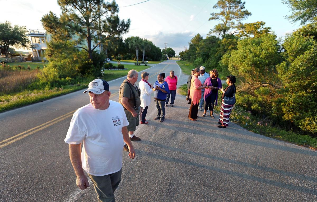 Quiet Sol Legare community no place to stage weddings, events, neighbors say