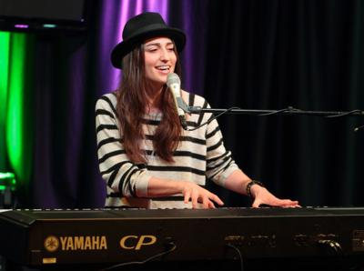 Singer Bareilles is happy with success after Perry chatter