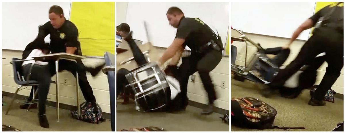 Spring Valley student arrest prompts new talks on school policing, discipline