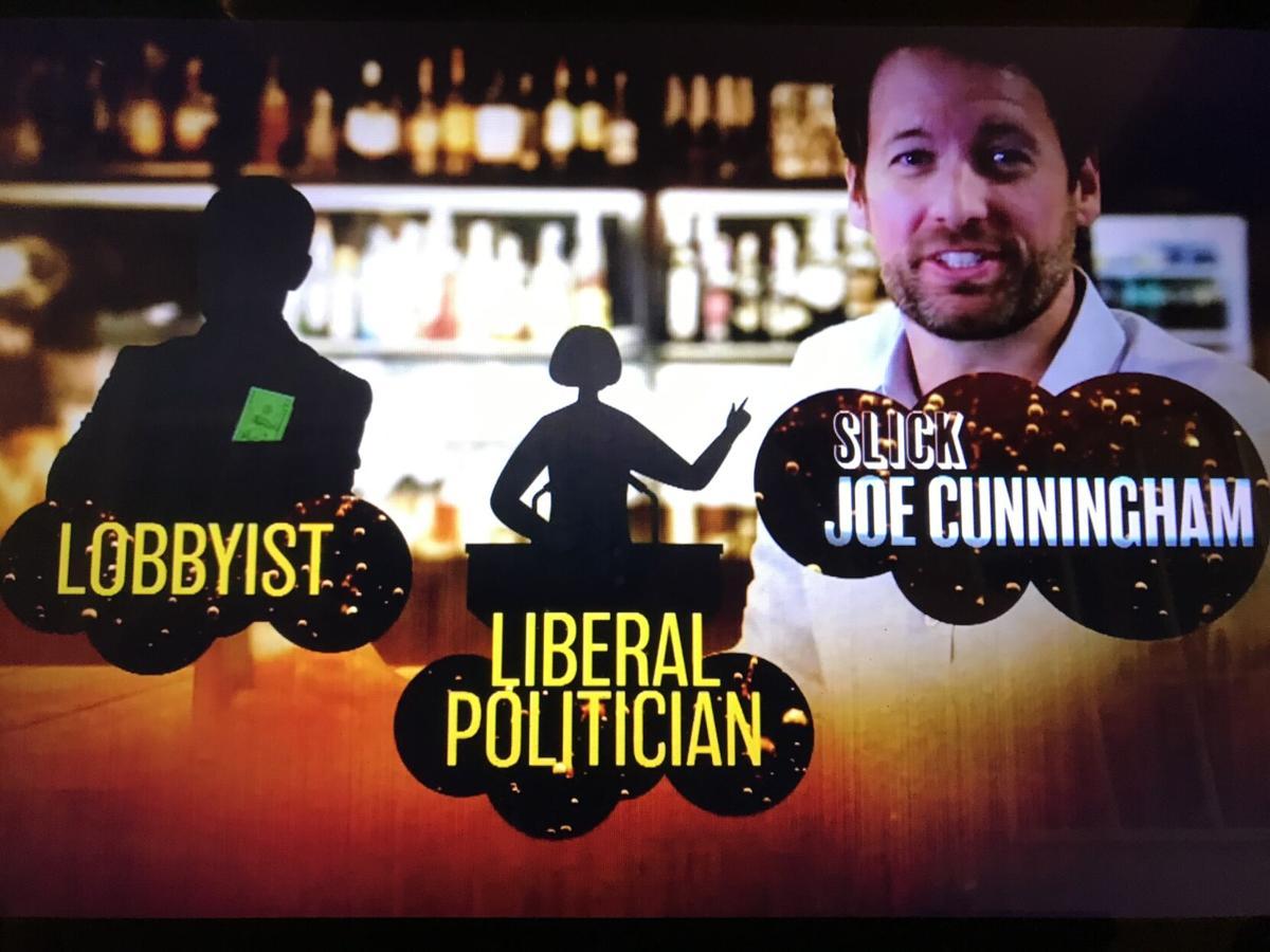 NRCC ad against Joe Cunningham