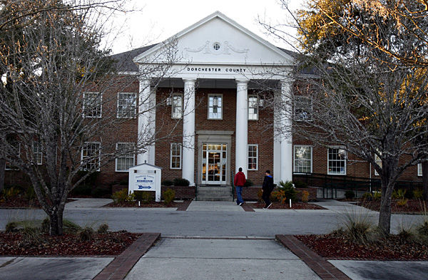 County may sell services center: Former Dorchester hospital in Summerville a hub of activity