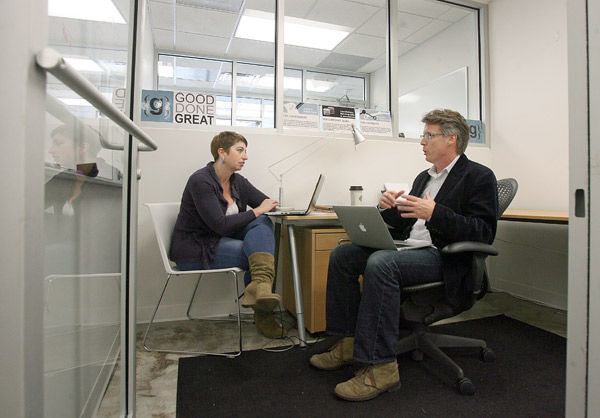 Blackbaud, small firms attract local tech talent, even from each other